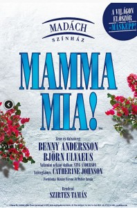 Madách Szinház Mamma Mia