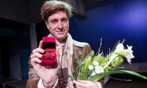 Wunderlich József kapta a Ruttkai Éva-emlékgyűrűt