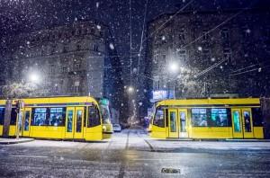 Hajnali havazás Budapesten